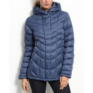 PATAGONIA Downtown Loft' Hooded 800 Down Jacket